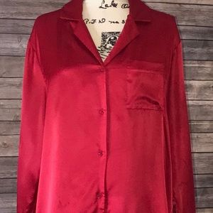 Red Victoria's Secret Nightshirt